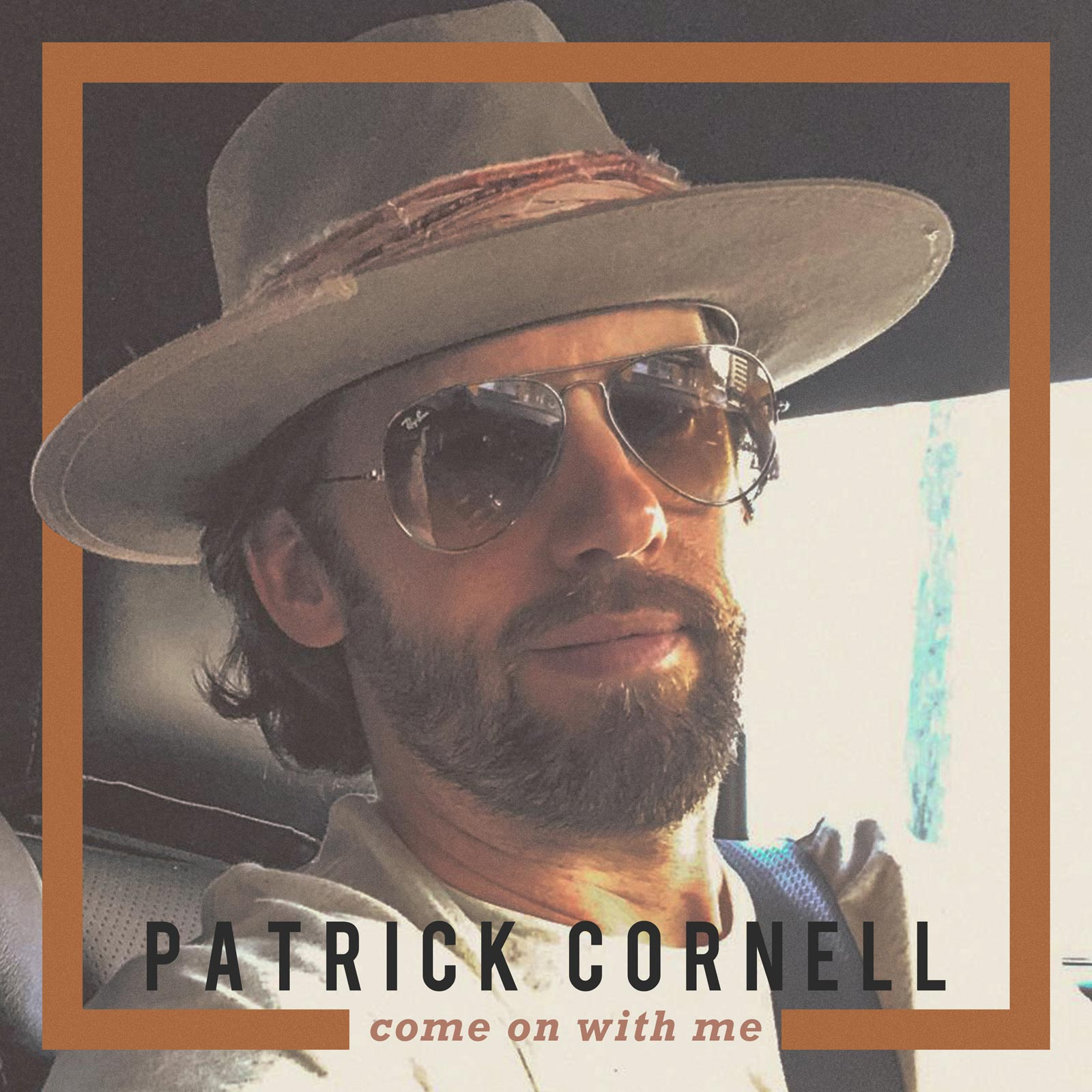 Patrick Cornell - Come On With Me